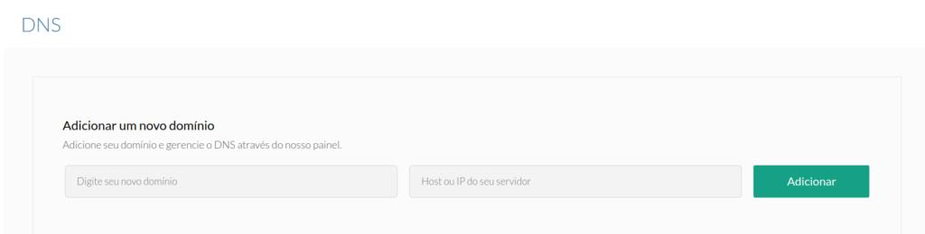 Configurar DNS na Absam